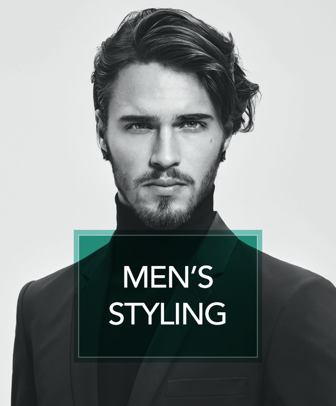 Wicked Hairdressing Mens Styling