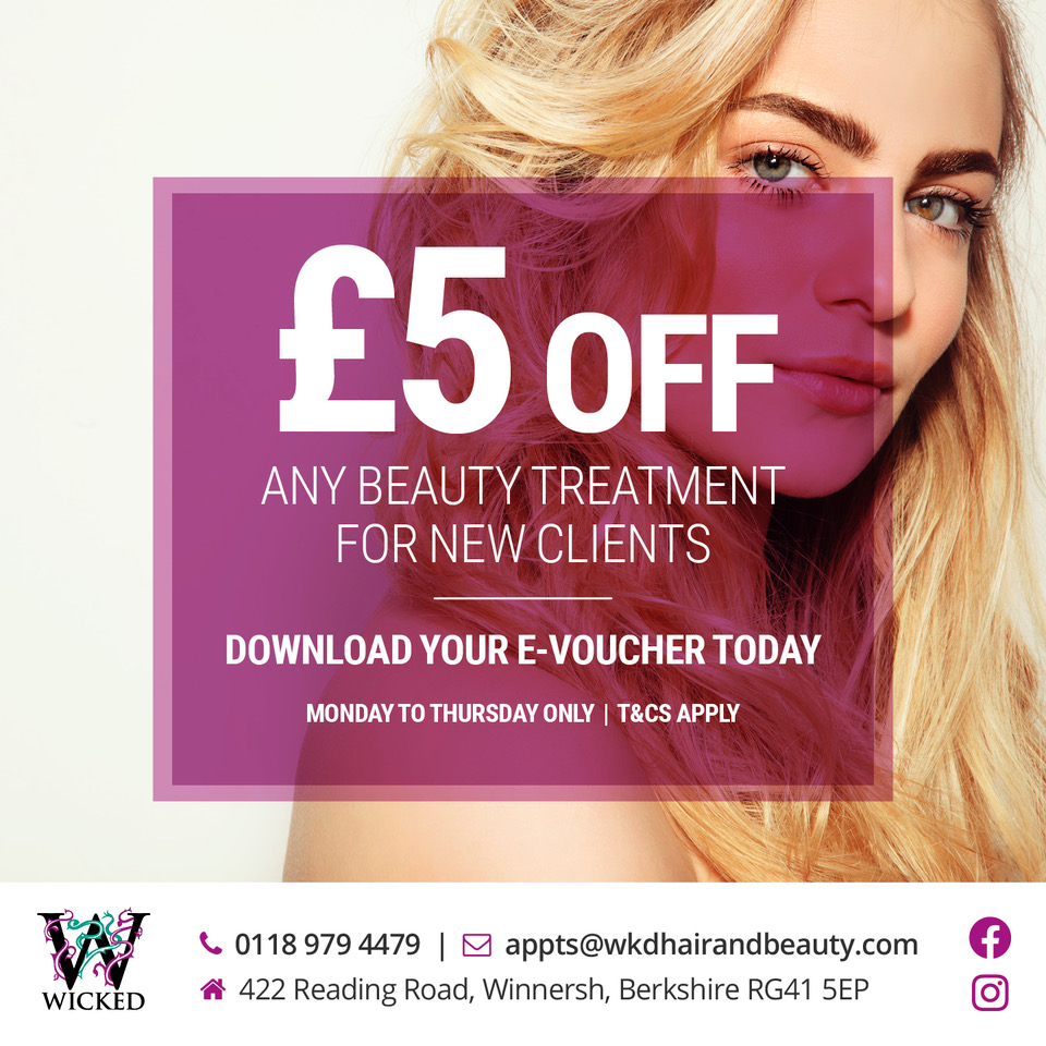 beauty offer